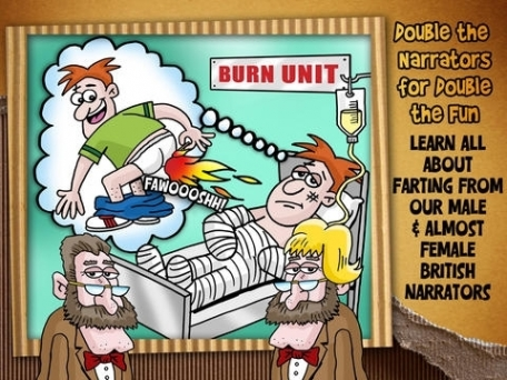 The Book of Farts - Burps, Farting and the history of gross gas