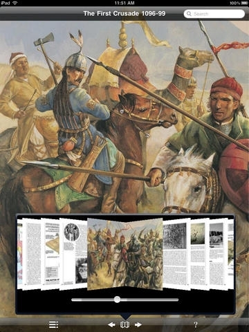 The First Crusade 1096-99