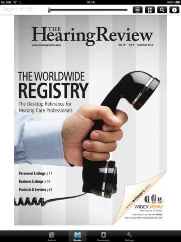 The Hearing Review