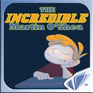 The Incredible Martin O\'Shea