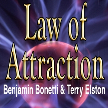 The Law Of Attraction Video/Audio Seminar App by Benjamin Bonetti and Terry Elston
