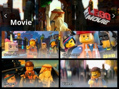 The LEGO® Movie Experience