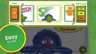 The Monster at the End of This Book...starring Grover!