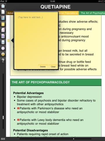 The Prescriber's Guide: Stahl's Essential Psychopharmacology, Fourth Edition