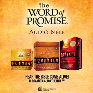 The Word Of Promise® Audio Bible