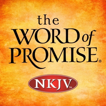 The Word Of PromiseR NKJV Audio Bible Free Download