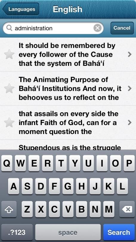 The World Order of Baha'u'llah: Baha'i Reading Plan
