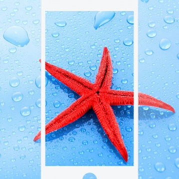 Theme Wallpapers HD to Beautify Your Screen for iOS7 using ImagePro Google Image Search