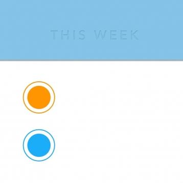This Week - Reminders Reimagined