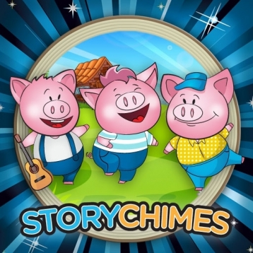 Three Little Pigs StoryChimes Match Game