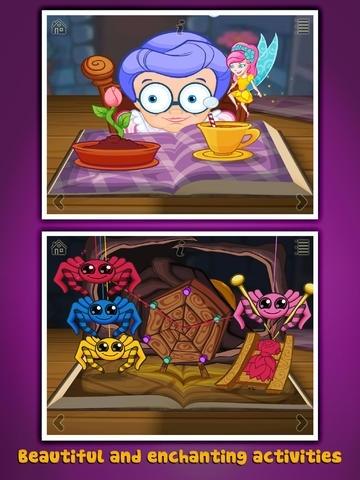 Thumbelina ~ 3D Interactive Pop-up Book