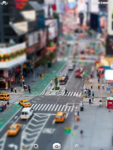 Tilt Shift Camera Pro