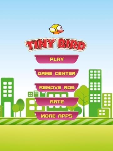 Tiny Bird - The Adventure of Flappy Flyer