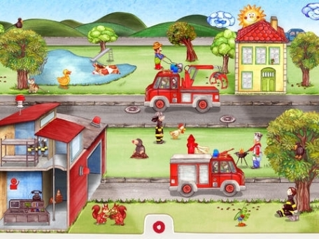 Tiny Firefighters