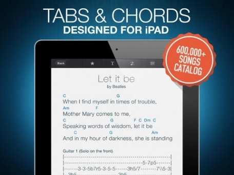 how to download ultimate guitar tabs for free ios