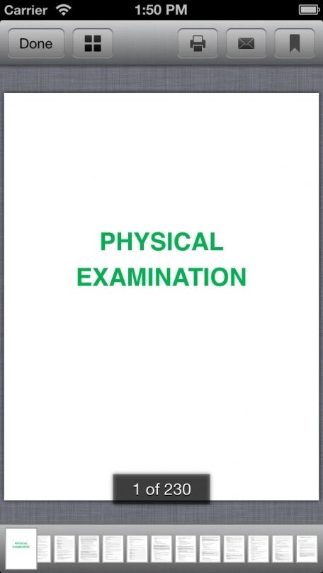 Physical Examination Guide, Health Assessment and History Taking Guide to Physical Examination