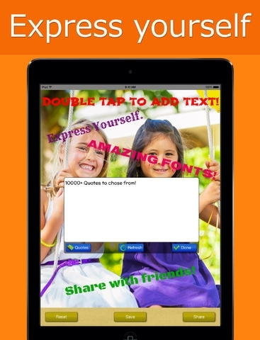 Insta Quotes Text for Instagram – Photo, Snap, Picture, Multiple Texts Add, Chat, Captions, Size, Font