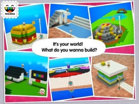 Toca Builders