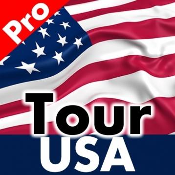 Tour USA. Pro. All around you.