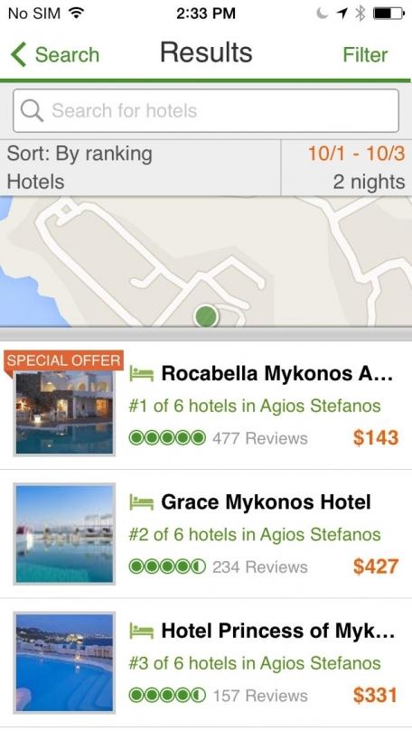 TripAdvisor Hotels Flights Restaurants