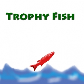 Trophy Fish - The fun fishing game for bored fishermen