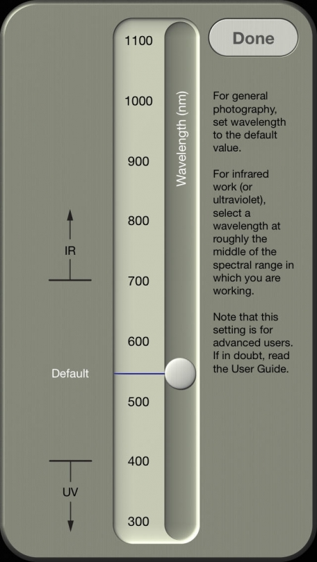 TrueDoF-Pro Depth of Field Calculator