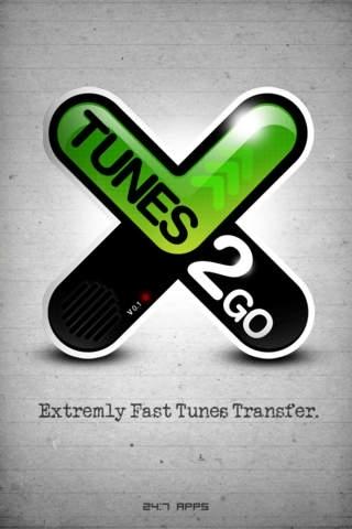 Tunes2Go Music Exporter