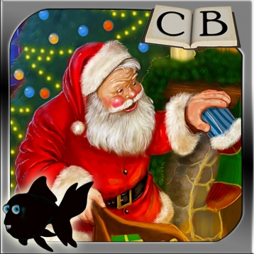 Twas The Night Before Christmas - A Blackfish (Bedtime Lite Apps Customizable Kids Free Interactive Stories HD) Children\'s Book