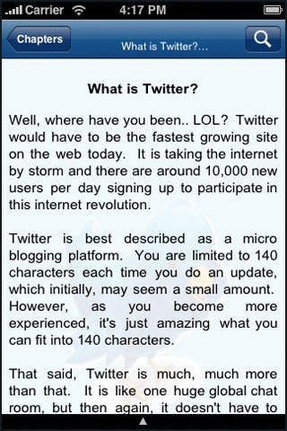 Twitter For The Tweeple