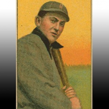 Ty Cobb Baseball Card