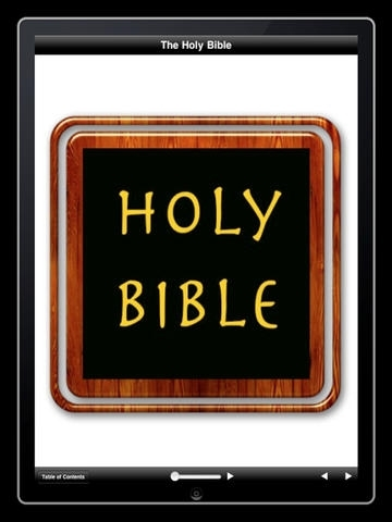 * Holy Bible *