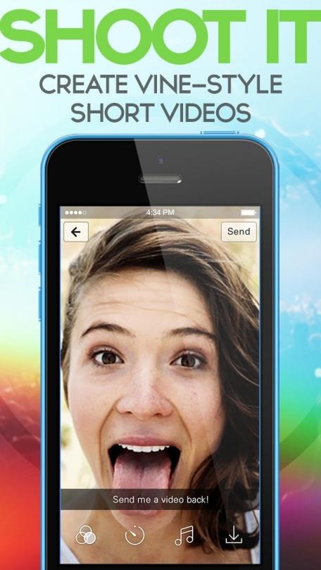 VIDIT Messenger - Video Texting, Send Looping Videos Like Texts