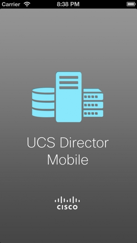 UCS Director Mobile
