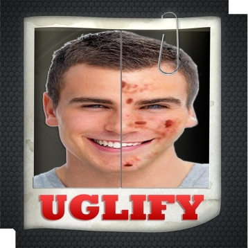 Uglify - The Ugly & Spotty Face Booth