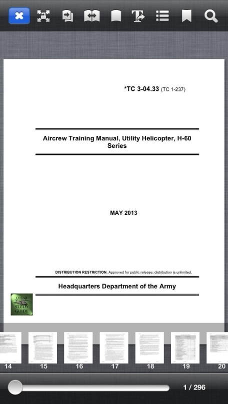 UH60 Study Guide