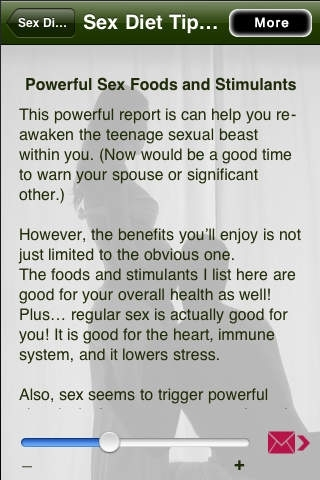 **Ultimate Sex Diet Tips: Foods & Neurtion & Hormonal**
