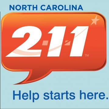 United Way\'s 2-1-1 of North Carolina