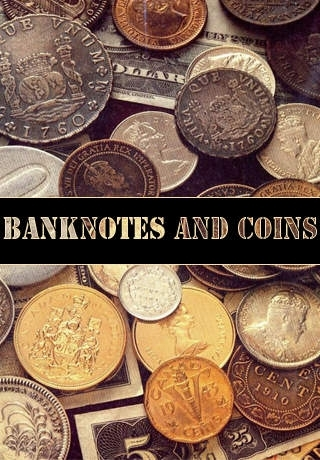 USA Coins & Banknotes