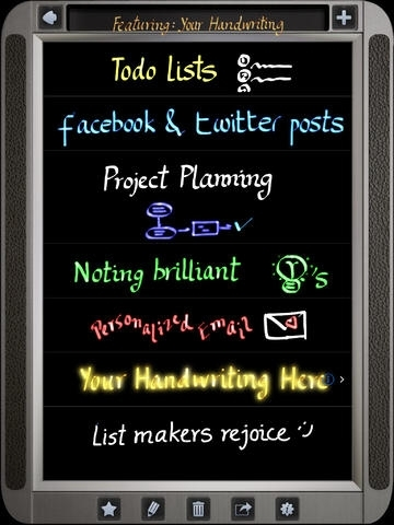Use Your Handwriting GOLD