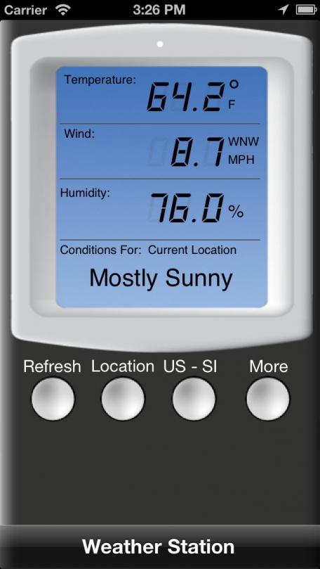 Digital Weather Station FREE