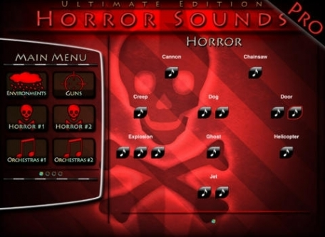 100+ Horror Sounds - Ultimate Pack