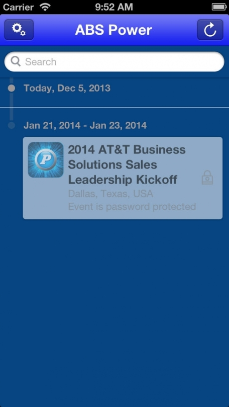 2014 AT&T Business Solutions Sales Leadership Kickoff