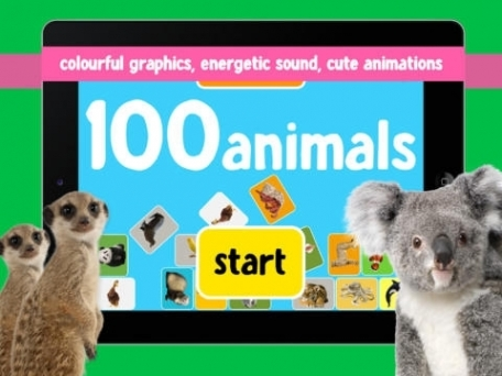 100 Animal Words for Babies & Toddlers