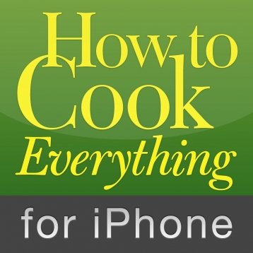 Vegetarian How to Cook Everything for iPhone