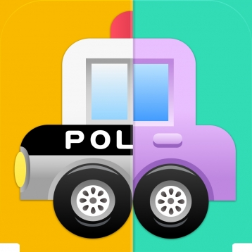 Vehicle Puzzle for Babies - Entertain your toddler