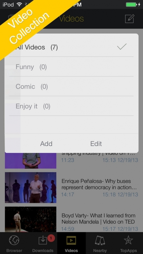 Video Downloader Pro - Download Free Videos from Internet