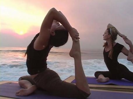 Vinyasa Flow Yoga-Intermediate and Advanced AppVideo-Maral Hadidi