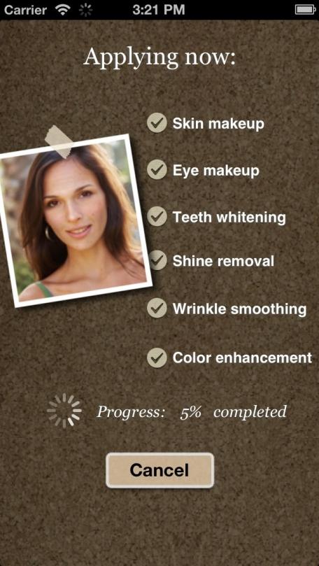 Visage Lab PRO HD - a portrait retouch fairy for your photos!