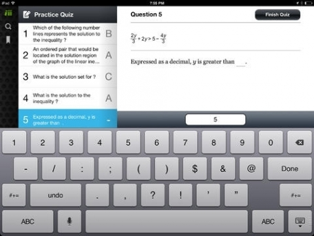 Math I (Integrated Common Core for high school) Study Guide by Top Student - Help and tutoring.