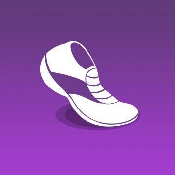 Runtastic Pedometer Step Counter & Walking Tracker